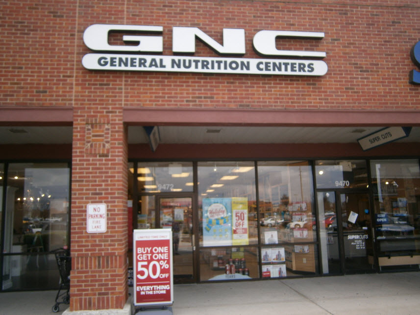 GNC Storefront - 9472 Brownsboro Rd, Louisville, KY 40241