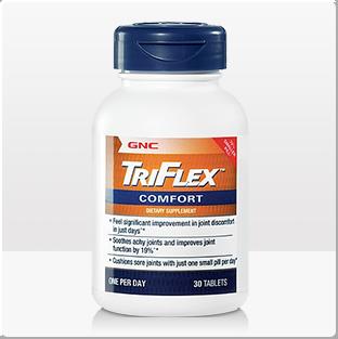 Gnc gnc triflex comfort for Fish oil para que sirve